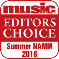 Music Inc Editors Choice Award