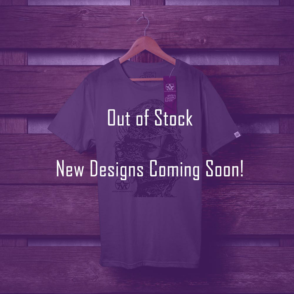 Aston T-Shirt FACE dark grey